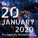 The Top 20 Countdown for 2020 - January Edition image