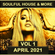 Soulful House & More April 2021 Vol 1 image
