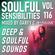 Soulful Sensibilities Vol. 116 - DEEP & SOULFUL SOUNDS - 13.05.2021 image