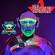 Neon the Glowgobear for #atlantaeagleradio on 3/5/2021 image