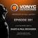 Paul van Dyk's VONYC Sessions 391 - SHato & Paul Rockseek image