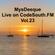 MysDeeque Live on CodeSouth.FM Vol.23 image