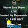 Warm Ears Show LIVE hosted by Elementrix @ Bassdrive.com (02.08.2020) image