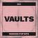 VAULTS 001 // REMIXED POP HITS // DUA LIPA // LITTLE MIX // DRAKE // CARDI B // JUSTIN BIEBER image