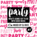 PARTY #001 EDM,House,Pop,Afrobeats,Dubstep,Trap,Bass image