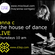 The House of Dance with Anna C  on the D3EP Radio Network and Mixcloud LIVE 8/4/21 image