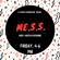 Musically-eccentric Stimulants & Substances (ME.S.S.), 27/10/2017, RADIO NOWHERE image
