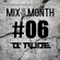 LACX - Mix of the Month #06 - B'Rude image