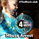 """Chris Haines DJ - 4 The Music Exclusive - """"House Arrest"""" - Gold Tipped Club House 11-09 image"""