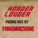 Fakemachine - HARDER & LOUDER PROMO MIX image