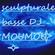 SCULPTURALE BASSE par DJ MOUMOU image