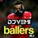 DJYEMI - BALLERS Vol.2 @DJ_YEMI image