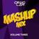 The Mashup Mix (Volume Three) image