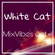 White Cat - MixVibes #1 Official Podcast image