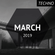 Simonic - March 2019 // Techno Mix image