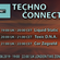 Toxic D.N.A exclusive radio mix Techno Connection UK Underground FM 30/08/2019 image