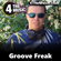 Groove Freak - 4 The Music - Two hours of Tech House - Party till your Drop image
