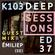 K103 Deep Sessions - 37 | Guest Mix By ÉmilieP image