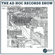 The Ad Hoc Records Show 22nd May 2021 image