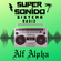 Super Sonido Sistema with Alf Alpha - August 20, 2020 image