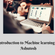 Getting started in Machine Learning - Ashutosh image
