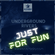 """ECEradio.com Presents"""" UNDERGROUND RIVERS Just for Fun """" Episode 27 by Spymboys image"""