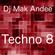 Mix Techno 8 By Dj Mak Andee image