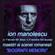 Ion Manolescu (n. 17 februarie 1881, Breaza - d. 27 decembrie 1959, București) a fost un actor român image