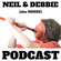 Neil & Debbie (aka NDebz) Podcast 45/162.5 ' Unblock ' - (Music version) image