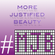 #003 More Justified Beauty (#MJB) with Guest Mix by Alejandro Cesar image