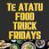 [TatSouth_VinylCollective] Te Atatu Food Truck Fridays - 1st November 2019 image