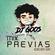 DJ GOOS - MIX PREVIAS EDICION 001 image