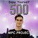 Enjoy Yourself 500 (MPC Project Live Guestmix) image