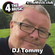 Dj Tommy - 4 The Music Live - Deep House Mix 04-06-21 image