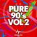 Pure 90's Vol 2 Mixtape image