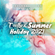 Toolbox Summer Holiday 2021 Mixed By Ross Homson (Continuous Dj Mix) image