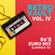 Retro Vault Vol. IV: 80's Euro Mix Summer '87 image