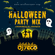 Halloween Party Mix Dj Seco I.R 2018 image