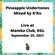 Pineapple Undertones Live at Mamba Club (Part 2) image