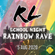 School Night Rainbow Rave - 5 Aug 2020 image