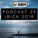 DJ SHEPS PODCAST 25-IBIZA 2018 image