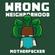Altr8 - Wrong Neighborhood Motherfucker image