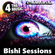 Bishi Sessions - 4 The Music Session - Blue Dot - House Music All Night Long image
