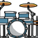 Promotional Mix For Dangerous Drums image