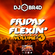 Friday Flexin' Volume 3 - RnB, Hiphop, Pop, Old School, House & Club Classics image