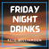 Friday Night Drinks: Funky Tunes - Recorded Live - 21 May 2021 image
