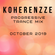 Koherenzze - Progressive Trance Mix (October 2019) image