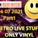 20210706 Part 1 Retro LIve Stuff by Oscar Watteus aka Dj Koen (A Trance Edition) image