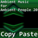 Ambient Music for Ambient People 20: Copy Paste image