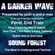 #231 A Darker Wave 20-07-2019 guest 2nd hr Sound Forest, our mix 1st hr ft EPs Perel, End Train image